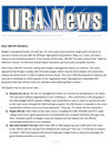 URA-AFT News front page