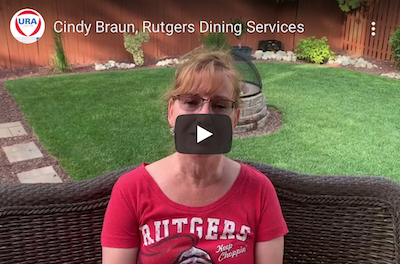 Cindy Braun, Rutgers Dining Services