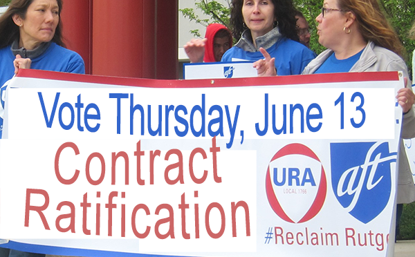 Contract Ratification Voting